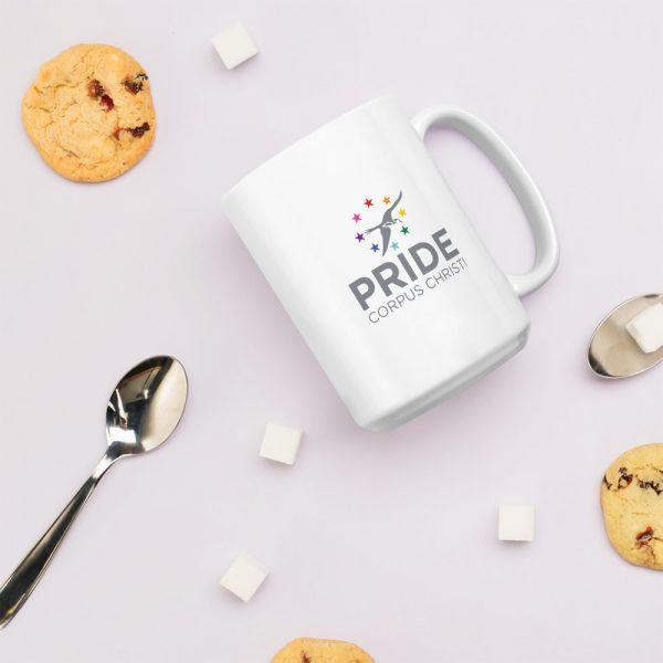 PRIDE Logo Mug