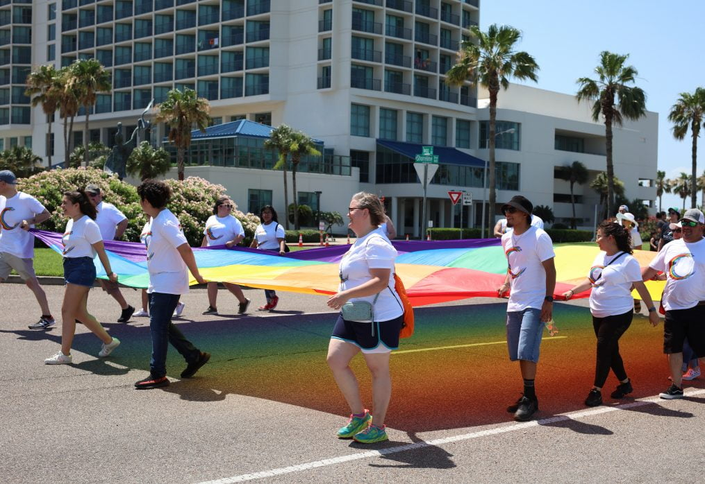 LARGEST AND MOST SUCCESSFUL PRIDE WEEK IN CORPUS CHRISTI