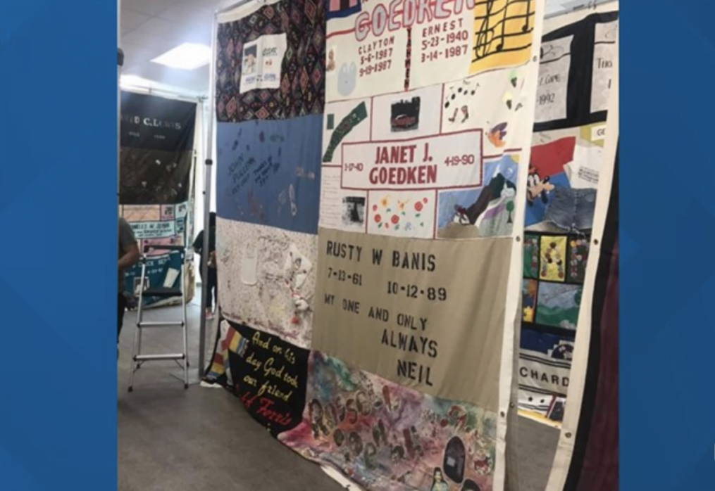 World AIDS Day raises awareness in Coastal Bend, quilt unveiled