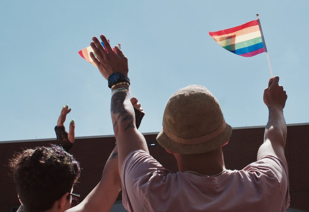 COMMUNITY SELECTS SLOGAN FOR PRIDE 2020